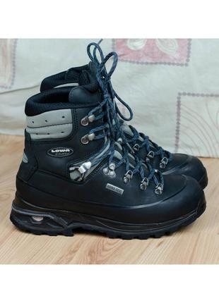 Профессиональные трекинговые ботинки lowa tibet pro gtx ws gore-tex 38-39р. 25 см.