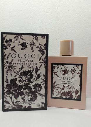 Духи gucci bloom nettare di fiori 100 ml оригинал