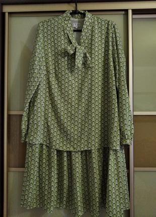 Платье винтаж vrs woman