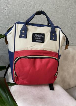 Стильный и функциональный рюкзак для путешествий