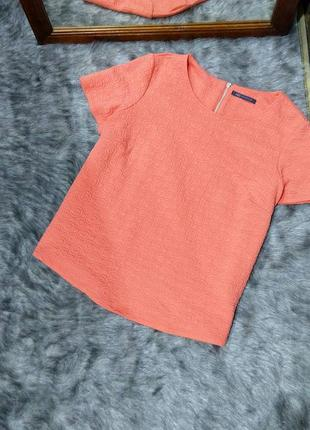 Блуза топ кофточка прямого кроя marks & spencer