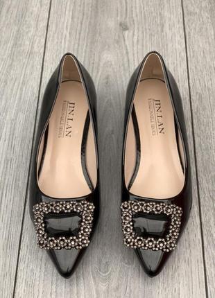 Балетки 36-40 р, классические женские туфли, стильные деловые балетки, туфли женские
