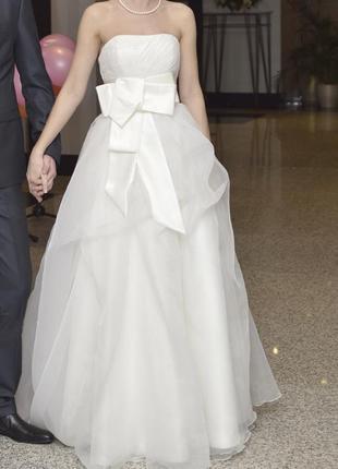 Свадебное платье из америки