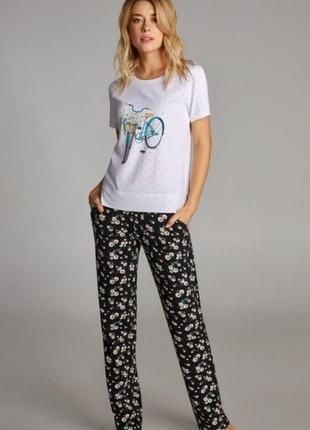 Классная пижамка ellen р.s-xl