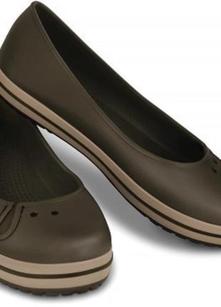 Крокси crocs балетки 38-39 розмір 24,5 см