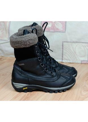 Зимние ботинки meindl ischgl lady gtx сапоги gore-tex 38р. 24,5 см.