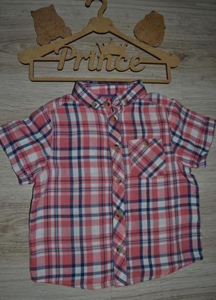 Рубашка шведка тениска 3г