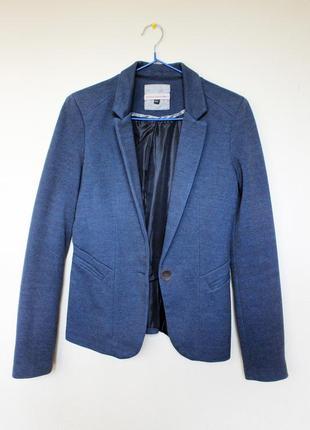 Трикотажный пиджак bershka
