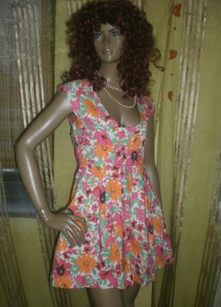 Шикарне яскраве плаття-тюльпан з ексклюзивної колекції zara. лімітований випуск!!!