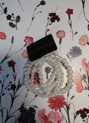 Набор жемчужных браслетов5