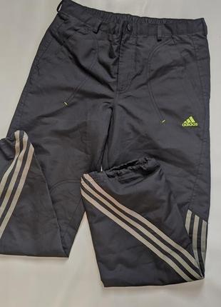 Трекінгові штани трекинговие штаны непромокаемые adidas climaproof