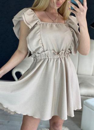 New new  очень нежное и легкое романтичное платье2 фото