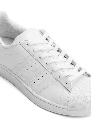 Женские классические кроссовки adidas superstar
