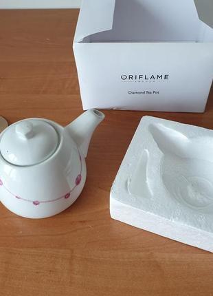 Чайник заварник oriflame
