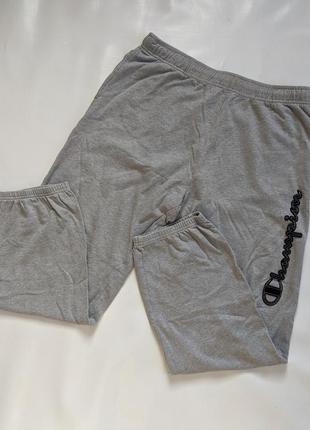 Спортивні літні штани спортивные летние штаны champion оригинал