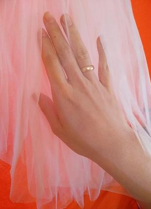 Фата невесты  цвет айвери/ фата для девишника / фата нареченої колір айвері