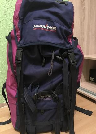 Karrimor рюкзак 65l туристический