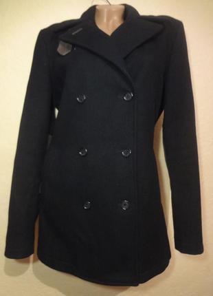 Двубортное пальто dolce & gabbana размер m