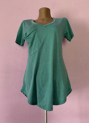 Стильная базовая футболка пастельного цвета свободного кроя тренд распродажа
