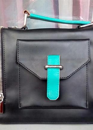 Стильная сумка-портфель ecote.