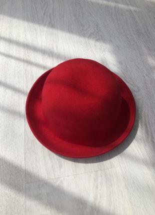 Шляпка осенняя