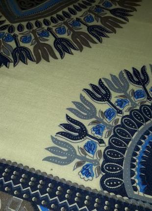 Удлиненная натуральная блузка/блуза/блузон/италия8 фото