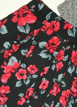 Роскошная юбка в цветы от tally weijl3 фото