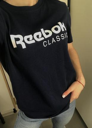 Женская футболка reebok original
