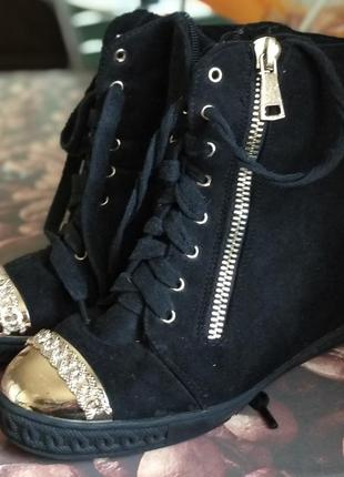 Ботинки,сникерсы зимнии