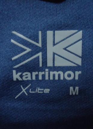 Лонгслив karrimor run x lite для бега и спорта (m)5 фото