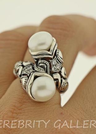 10% скидка подписчику кольцо серебряное i 100683 w 18,5 серебро 925