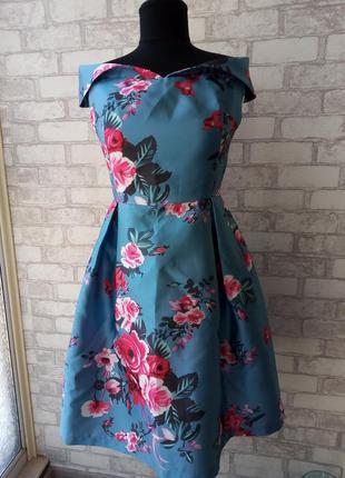 Винтажное коктейльное платье в стиле 50 годов