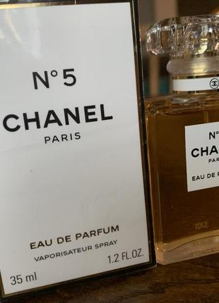 Chanel 5 paris