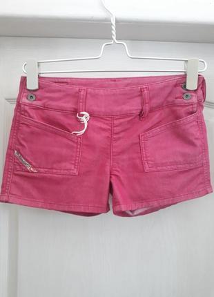 🔥акция🔥 джинсовые шорты diesel оригинал