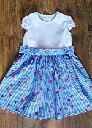Детской платье