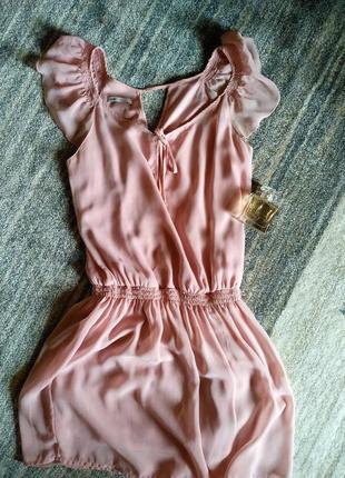 Нежное летнее платье oodji 🌸