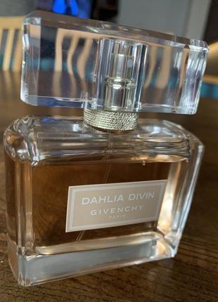 Givenchy dahlia divin парфюм 100 мл