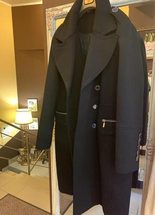 Пальто juien macdonald