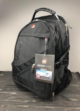 Качественный рюкзак swissgear + дождевик