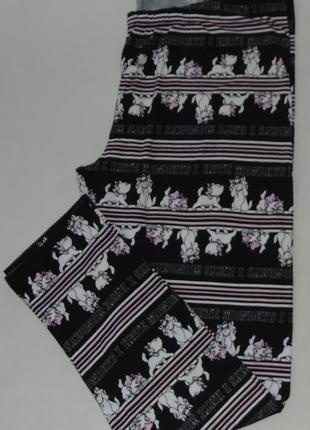 Пижамные домашние штаны-лосины george 20-22