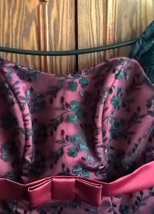 Святкова сукня (праздничное платье)