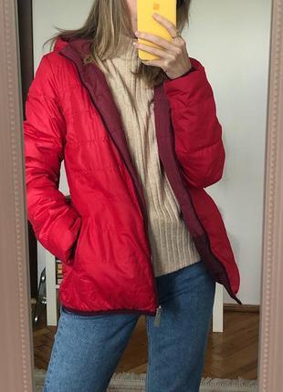 Двусторонняя пуховая куртка nike
