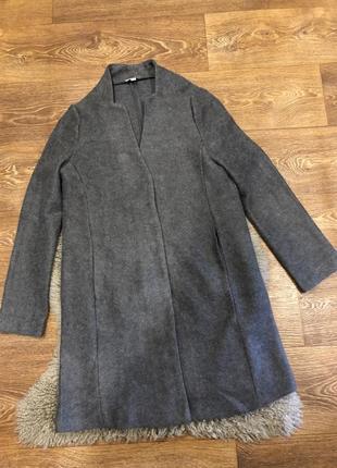 Шикарое легкое пальто оверсайз кардиган ovs