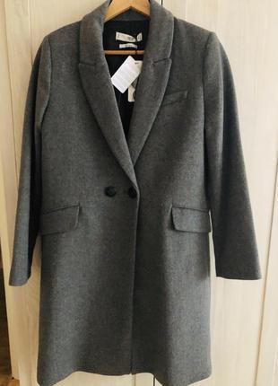 Новое классическое пальто mango, оригинал
