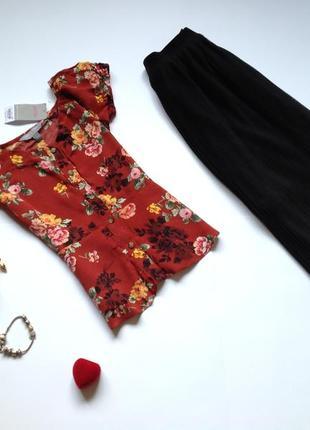 Летняя блуза в стиле винтаж dorothy perkins