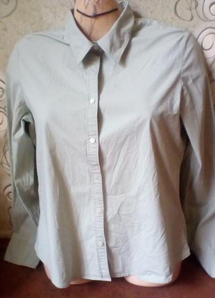 Рубашка calvin klein.акция 1+1=3🎁
