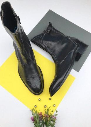 Итальянские кожаные ботинки lav. artigiana