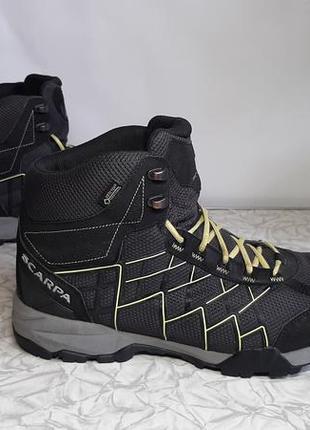 Трекинговые кроссовки,ботинки scarpa (скарпа) hydrogen hike gtx