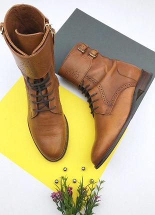 Женские ботинки massimo dutti