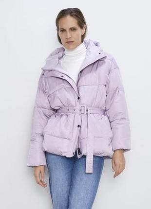 Новая куртка zara